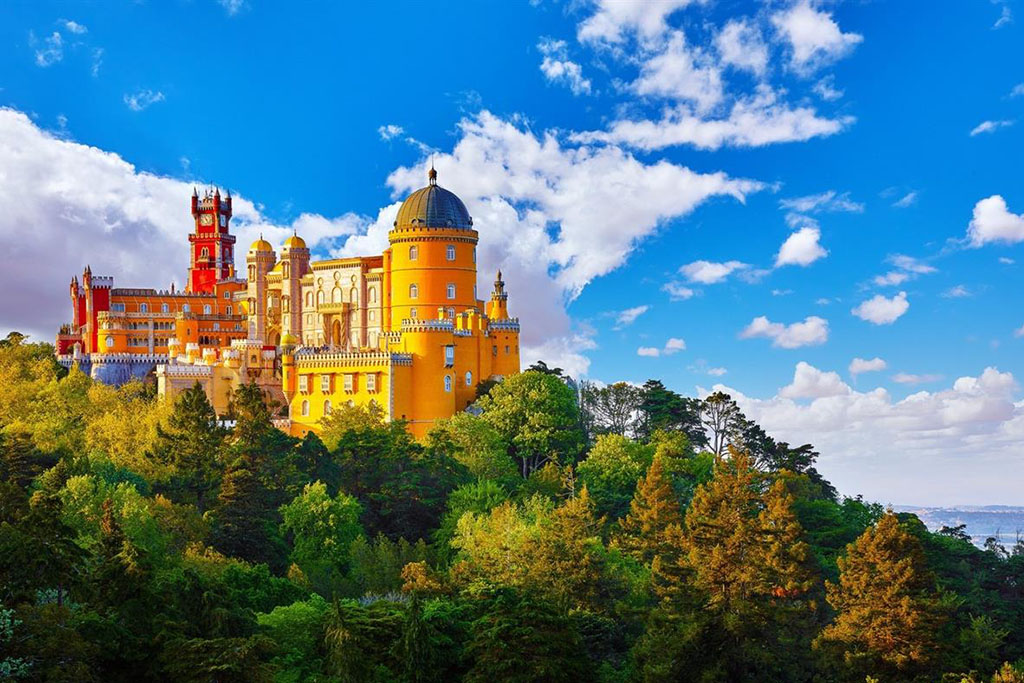 Pena Palace - Visit Portugal